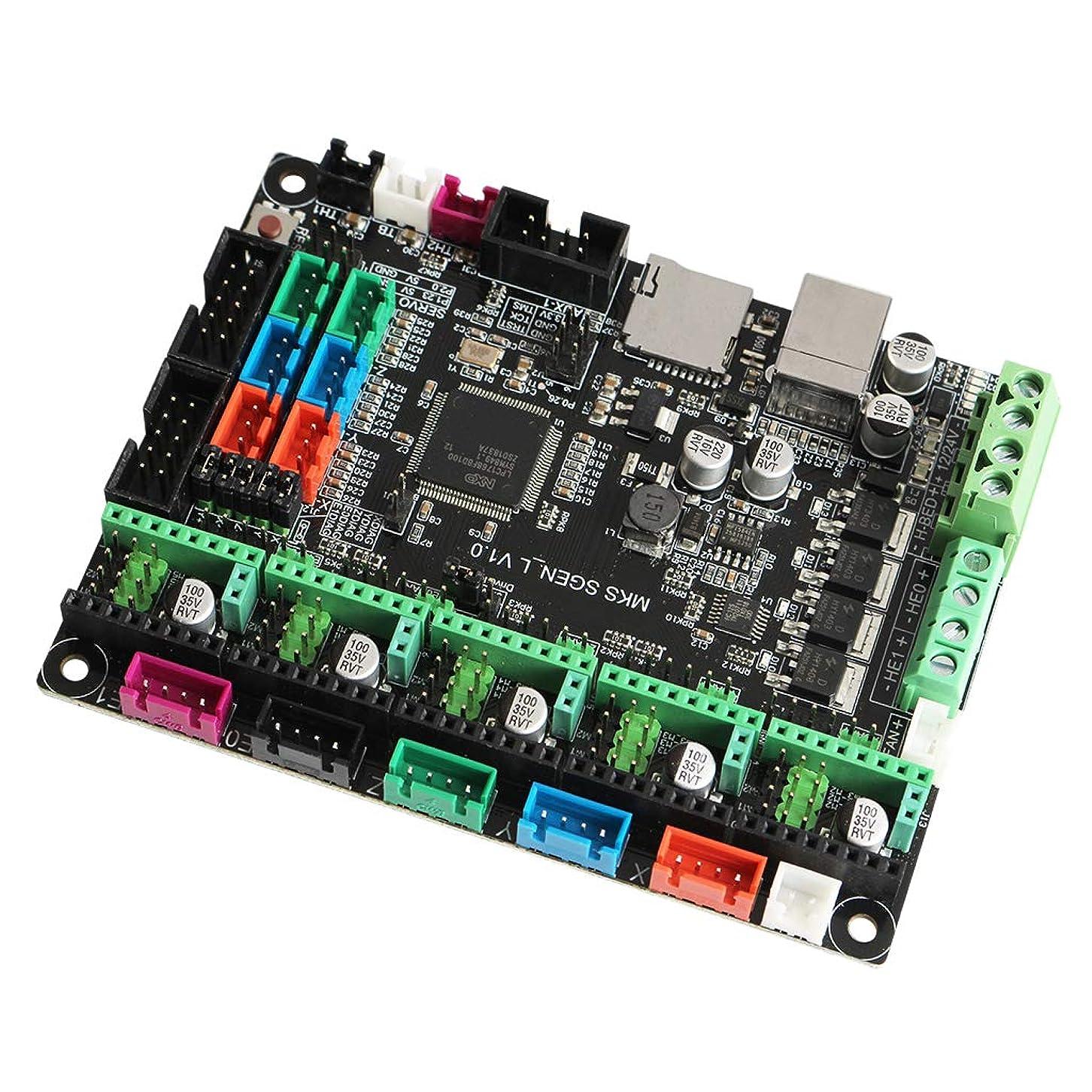 格納適切にサイズAlmencla 3Dプリンター制御ボード MKS SGEN L V1.0コントローラボード 32ビット