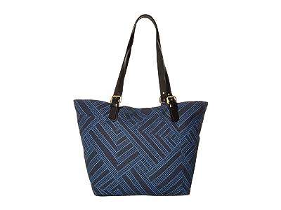 Prana Slouch Tote Medium (Nickel Wander) Tote Handbags