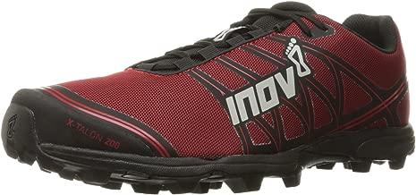 Inov8 Unisex X-Talon 200 Running Shoes & Workout Visor Bundle