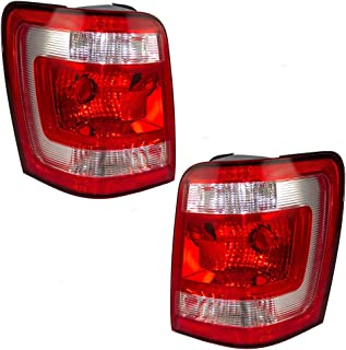 Depo 330-1938R-UC Ford Truck Escape Passenger Side Tail Lamp Assembly CAPA Certified