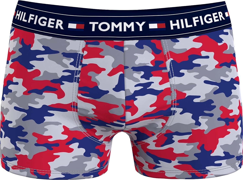 Tommy Hilfiger Trunk Print Baadores Ajustados para Hombre