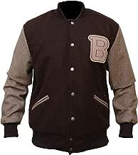 The Jasperz Hotline Miami Appealing Flight/Bomber Woolen Jacket for Men XXS-3XL