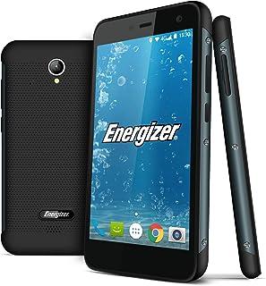 Energizer Hardcase H500S 4G Smartphone, 2 GB RAM, Dual SIM - Black