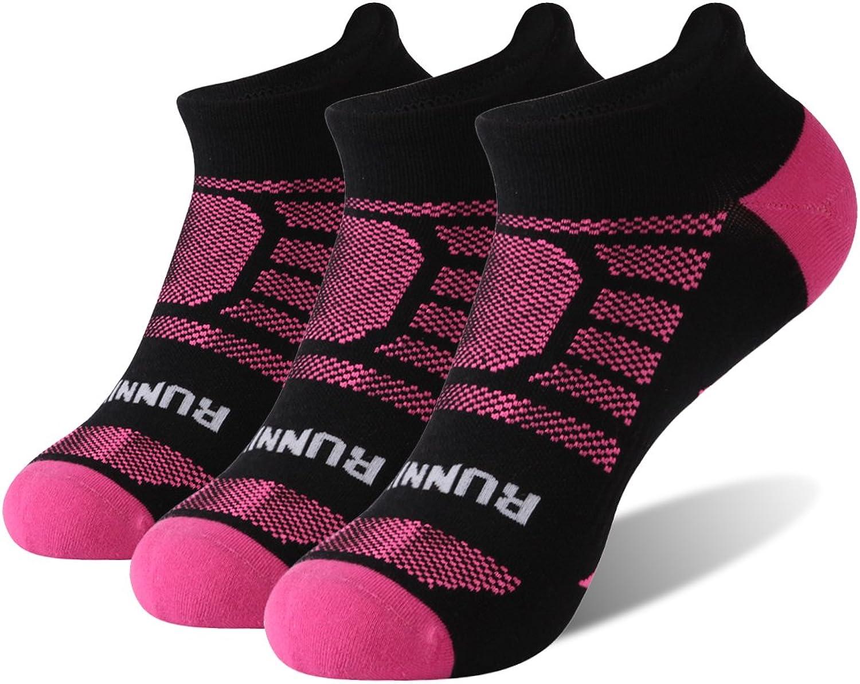 Running Ankle Socks, Socks Daze Unisex Summer Cool Wicking Moisture Athletic Sports Fitness Socks 1 3 6 Pairs