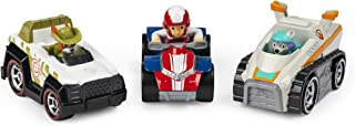 Paw Patrol, True Metal Classic Pack of 3 Collectible DIE-CAST Vehicles, 1: 55 Scale, Multicolor