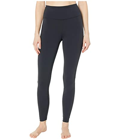 New Balance Transform High-Rise 7/8 Pocket Tights (Black) Women