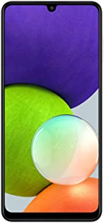 Samsung Galaxy A22 LTE Dual SIM, 64GB, 4GB RAM, White (UAE Version)