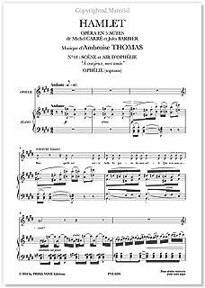 Thomas, Ambroise • HAMLET –