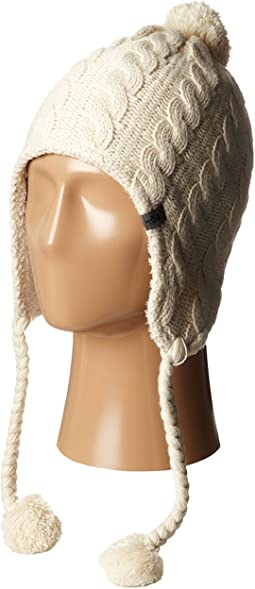 The North Face - Fuzzy Earflap Beanie