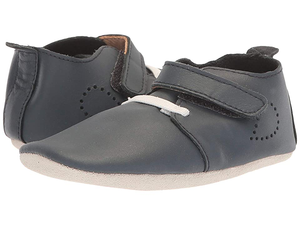 Bobux Kids Soft Sole Grass Court (Infant) (Navy) Kid