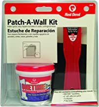 Red Devil Patch a Wall Kit, Multicolor, 0.25 Liters, 0549
