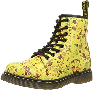 Dr. Martens Infants Patent Black, Náuticos Infantil