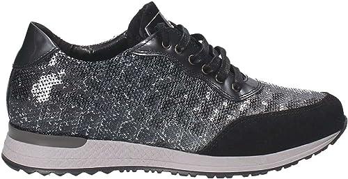 Grunland SC2607 SC2607 SC2607 Chaussures lacets Femmes Anthracite 36 1de