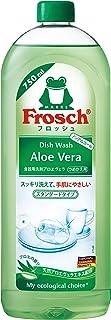 フロッシュ 食器用洗剤 アロエヴェラ つめかえ用 750ml