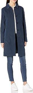 Amazon Essentials Women's Water-Resistant Collar Coat