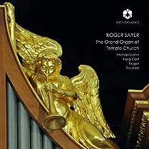 Grand Organ of Temple Church
