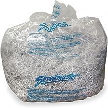 $24 » GBC 19 gal. Shredder Bags, Clear Plastic, pkg. of 25