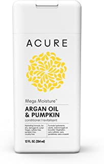 ACURE Mega Moisture Conditioner, Argan, 12 Fl. Oz. (Packaging May Vary)
