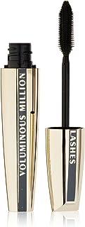 L'Oreal Paris Makeup Voluminous Million Lashes Mascara Volumizing, Defining, Smudge-Proof, Clump-Free Lengthening, Collage...