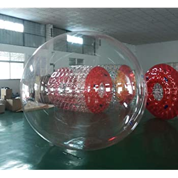 Water Ball 3 Metros PVC Super Resistentes- Esfera acuática Agua ...