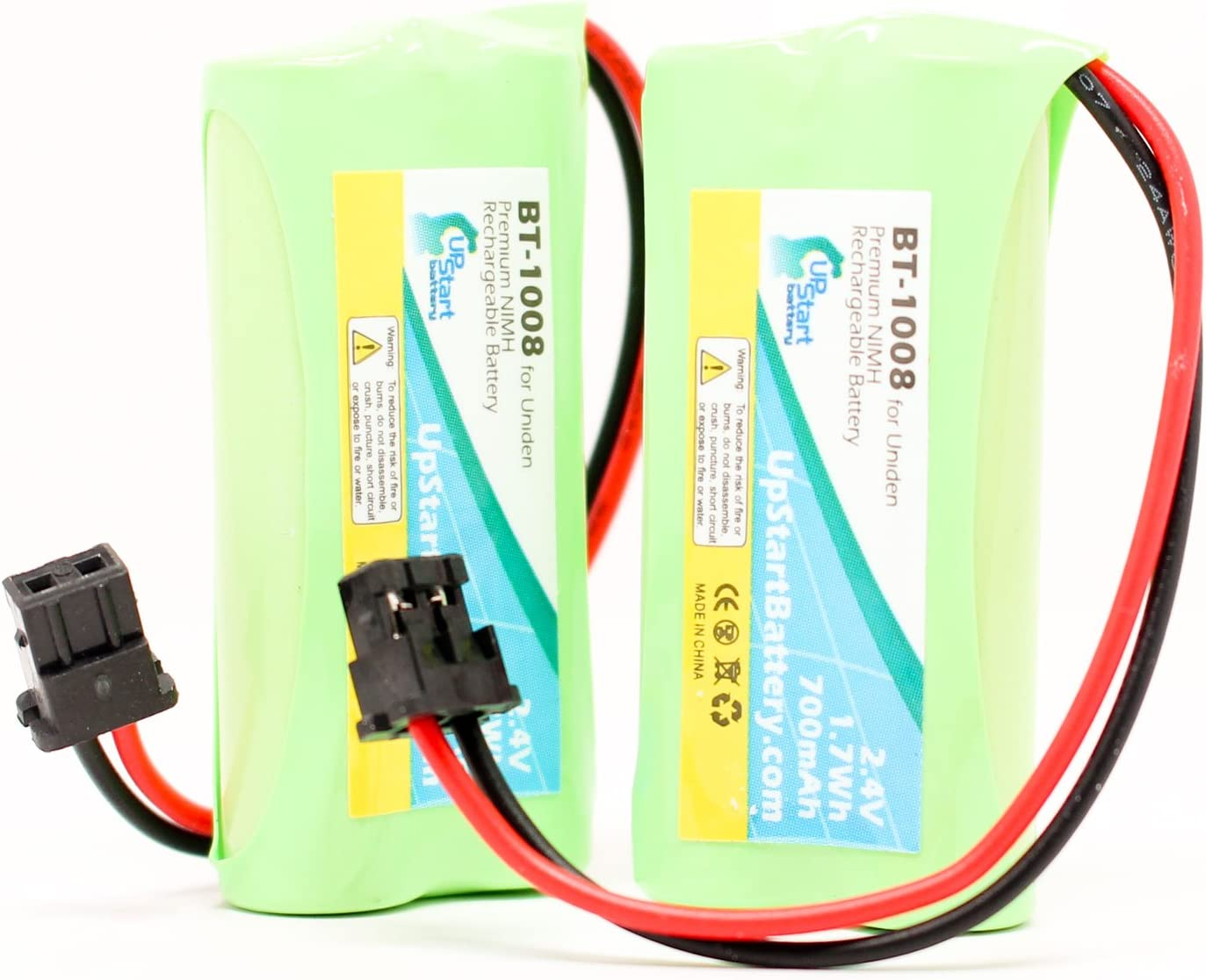 Attention brand Price reduction 2 Pack - Replacement for D1660 with Compatible Battery Uniden