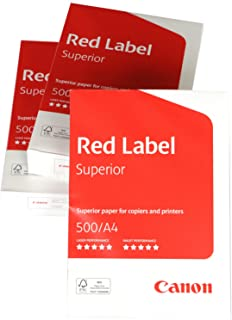 Canon Allemagne Red Label Superior Papier d'affaires, toutes les imprimantes Blanc Cie 168 Protection optimisé (emballage)...