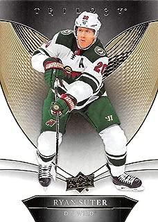 2018-19 Upper Deck Trilogy #24 Ryan Suter Minnesota Wild NHL Hockey Trading Card