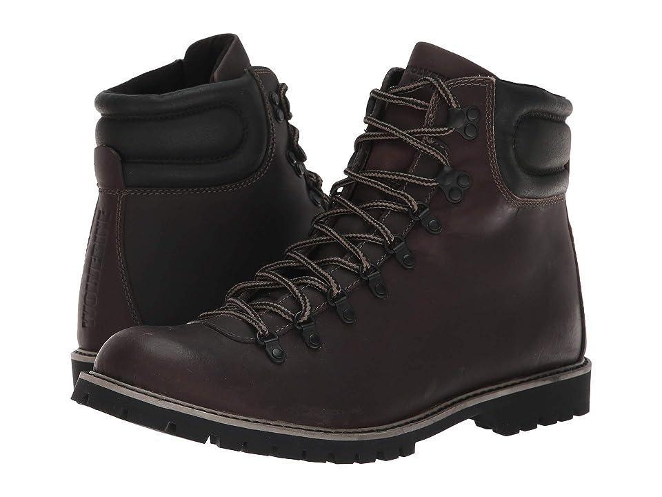 Wolverine Heritage Frontiersman 6 Waterproof Boot (Taupe Leather) Men