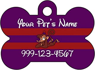 Disney Aladdin Personalized Name Number