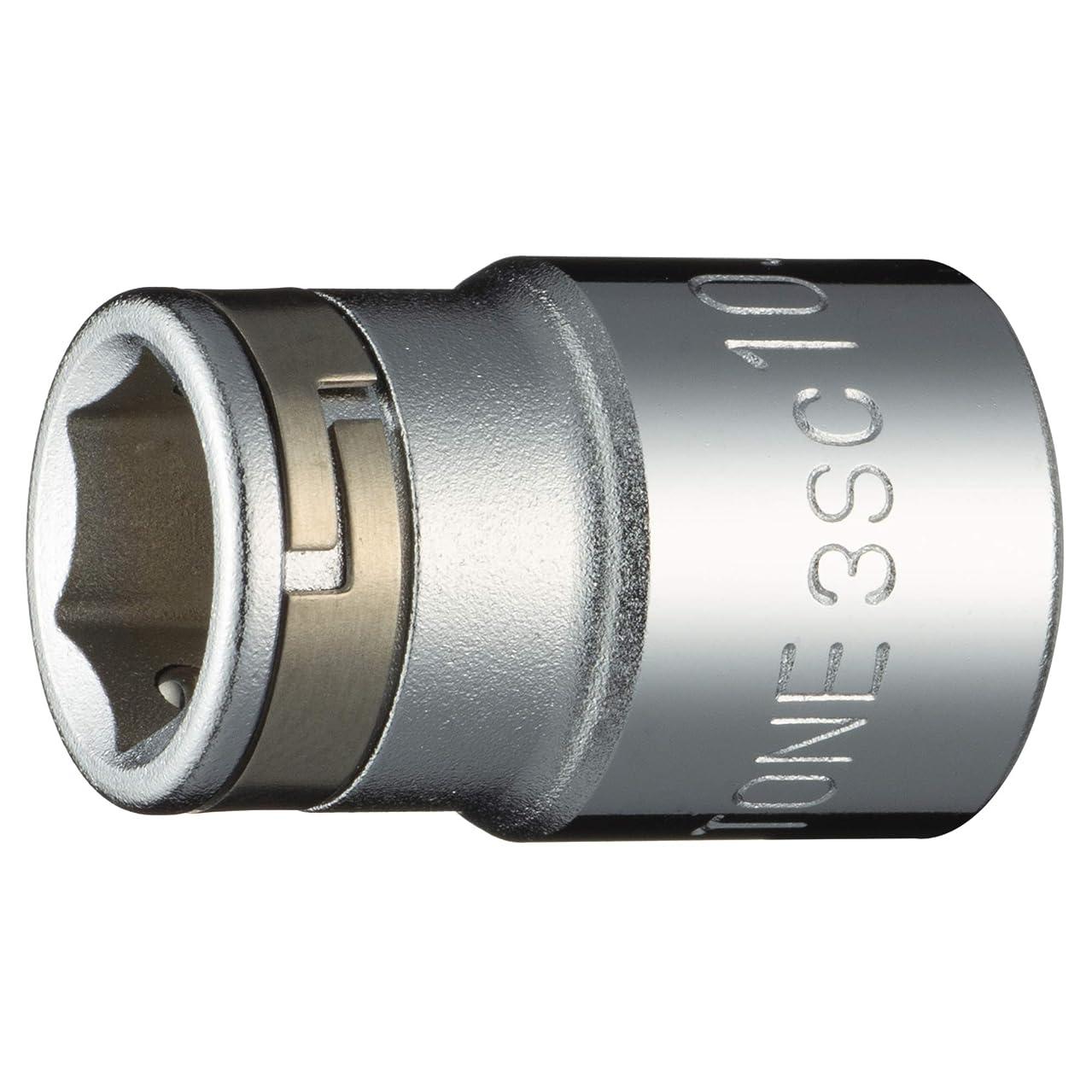 ポケット貨物銅トネ(TONE) ナットキャッチソケット(6角) 3SC-10 差込角9.5mm(3/8