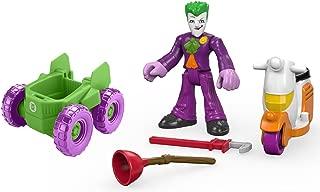 Fisher-Price Imaginext DC Super Friends The Joker Deluxe Gift Set