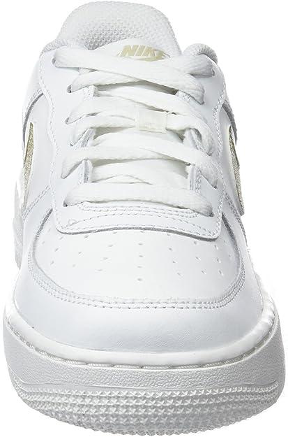 Nike Air Force 1 (GS), Scarpe da Basket Donna : Amazon.it: Moda