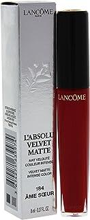 Lancome LAbsolu Velvet Matte Lip Gloss - # 184 Ame Soeur For Women 0.27 oz Lip Gloss