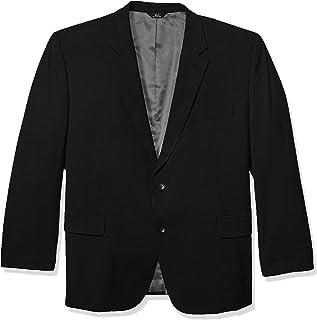 J.M. Haggar Men's Big and Tall B&t 4-Way Stretch Solid Gab Slim Fit Suit Separate Coat
