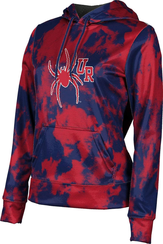 ProSphere University of Richmond Girls' Pullover Hoodie, School Spirit Sweatshirt (Grunge)