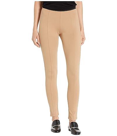 kensie Compression Ponte Pants KS8K1S85 (Camel) Women