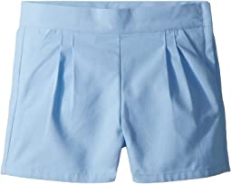Pleated Shorts (Toddler/Little Kids/Big Kids)