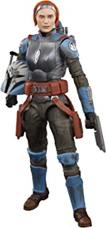 Star Wars The Black Series Bo-Katan Kryze Toy 15-cm Scale The Mandalorian Collectible Figure for Children Ages 4 and Up