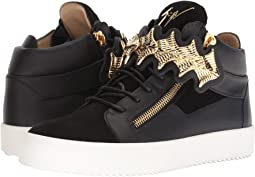 May London Gold Bar Sneaker