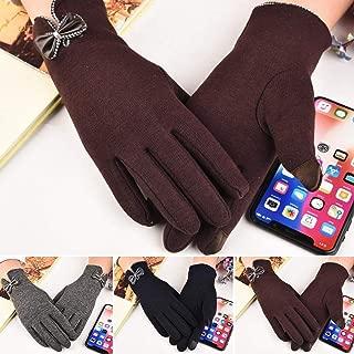 Lubier Pearlescent color s/ólido se/ñoras Guantes mujeres Guantes de sat/én Guantes de etiqueta Bloqueador solar 1 par 9 colores