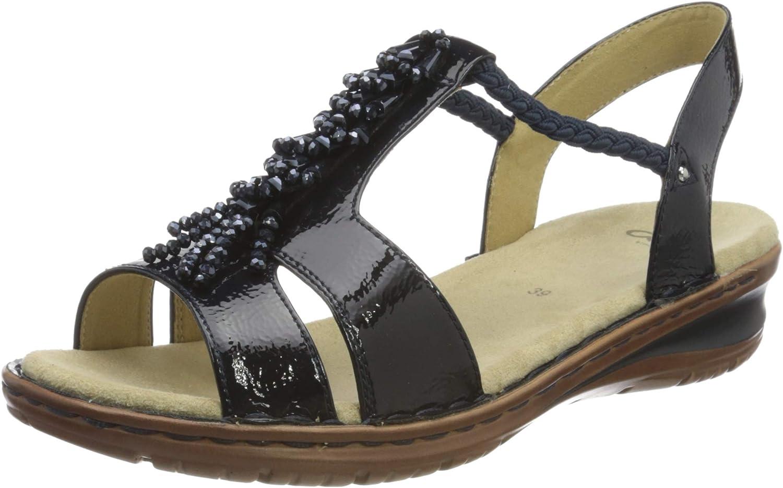 5% OFF ARA Women's excellence T-Bar Sandals