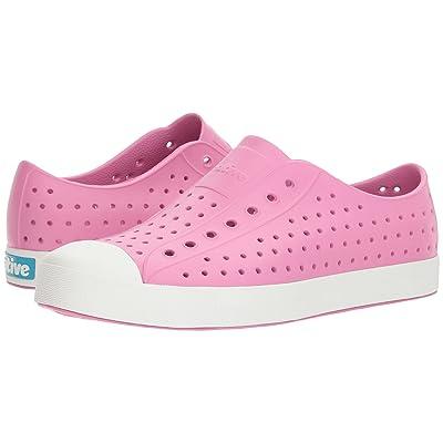 Native Shoes Jefferson (Malibu Pink/Shell White) Shoes