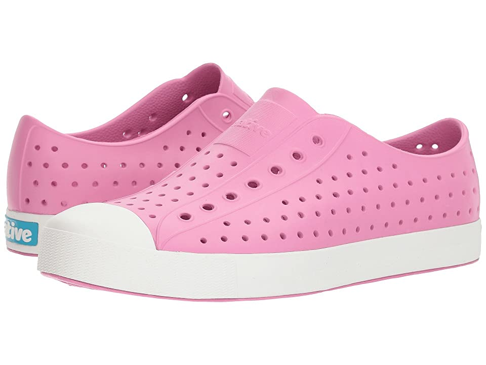 Native Shoes Jefferson (Malibu Pink/Shell White) Shoes