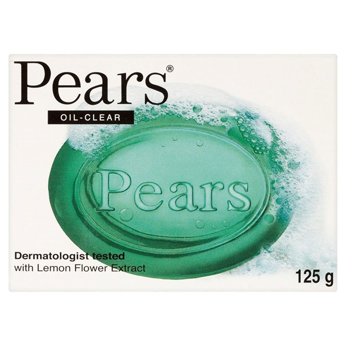 昼間ピカソめまいPears Oil Clear Soap (125g) 梨油明確な石鹸( 125グラム) [並行輸入品]