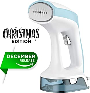 Steamer for Clothes - Clothes Steamer - Garment Steamer - Travel Steamer - Handheld Steamer - Clothing Steamer - Portable Steamer - Fabric Steamer - Hand Steamer Held Mini Little Shirt Cloth Small