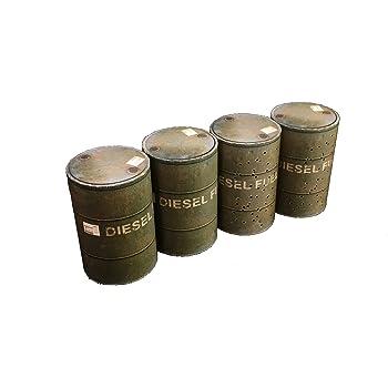 PEPATAMAシリーズ S-002 ペーパージオラマ ドラム缶A