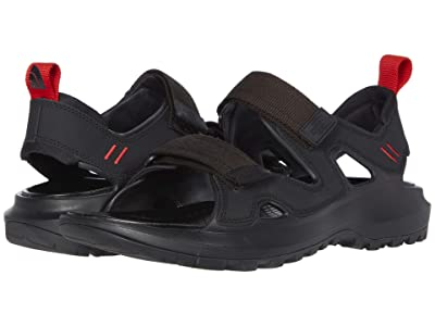The North Face Hedgehog Sandal III (TNF Black/Asphalt Grey) Men