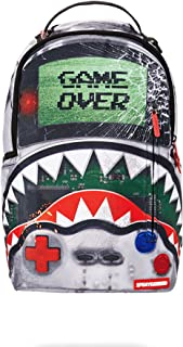 sprayground unisex GAME OVER SHARK BACKPACK 910B2135NSZ