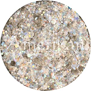 Amerikan Body Art Glitter Creme - Asteroid (10 gm), Cosmetic Polyester Glitter in Creamy Base, Great for Face Paint, Glamo...