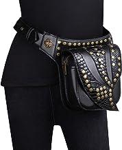 CVBGH Steampunk Rock Locomotief Tas Schouder Messenger Bag Dames Europese En Amerikaanse Tactische Heren Heuptas